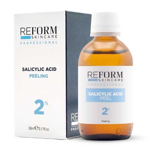 Salicylic-Acid reform skincare